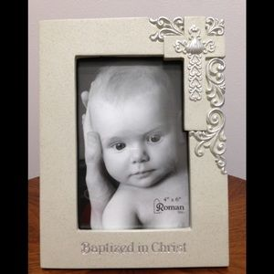 Other - Baptized in Christ Photo Frame